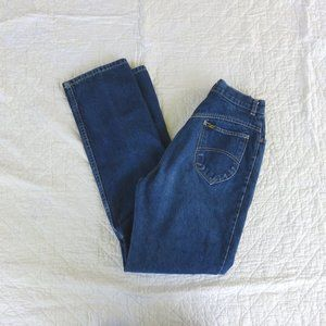 Vintage Chic High Rise Jeans